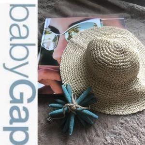 BabyGAP Floppy Straw Hat